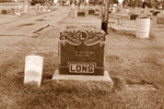 Long Tombstone