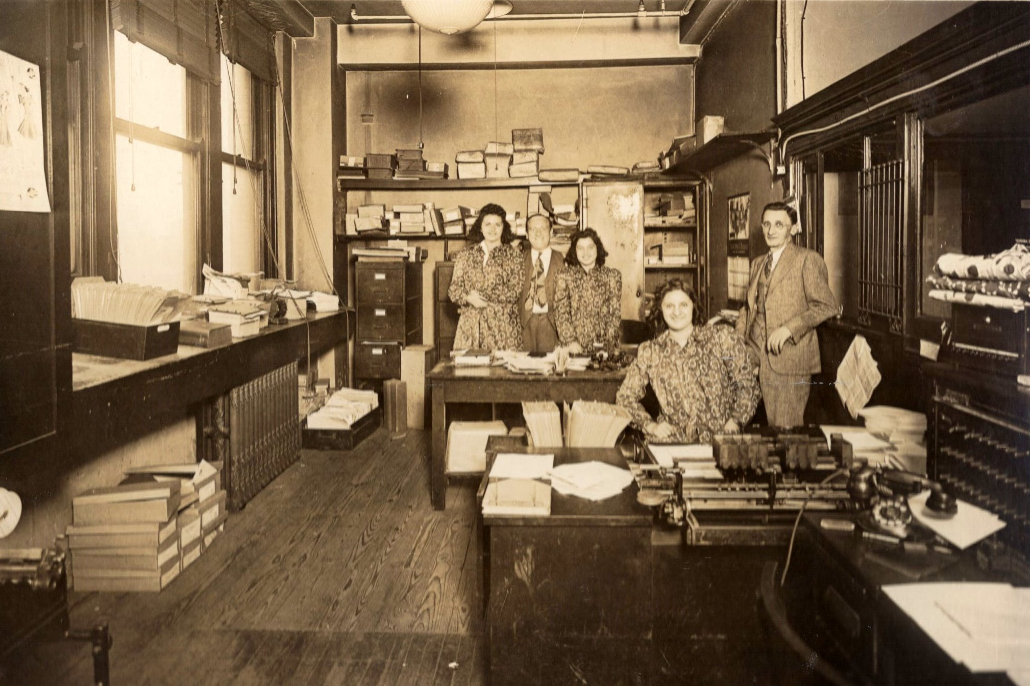 Chicago Knitting Mills : Simon sidney morrison