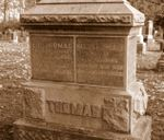 Edward Thomas Tombstone