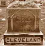 Cleveland Tombstone